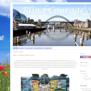 blind courage charity